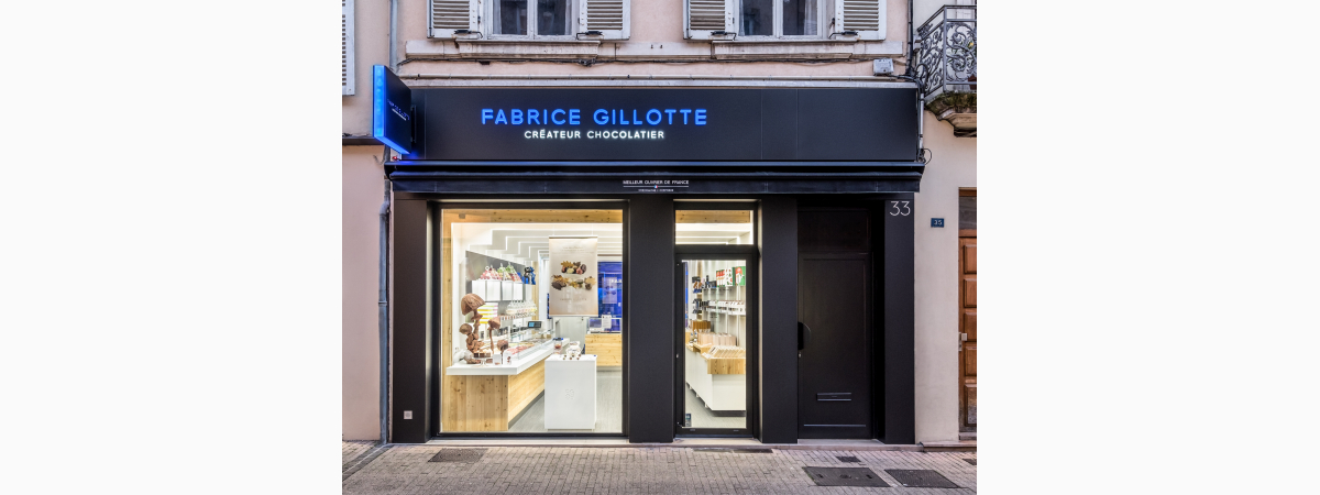 FABRICE GILLOTTE BEAUNE - LES BOUTIQUES - FG Fabrice Gillotte